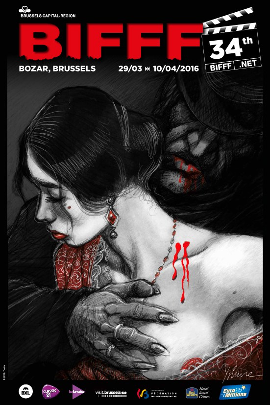 34th BIFFF poster large